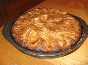 Apple Cheese Cake :)